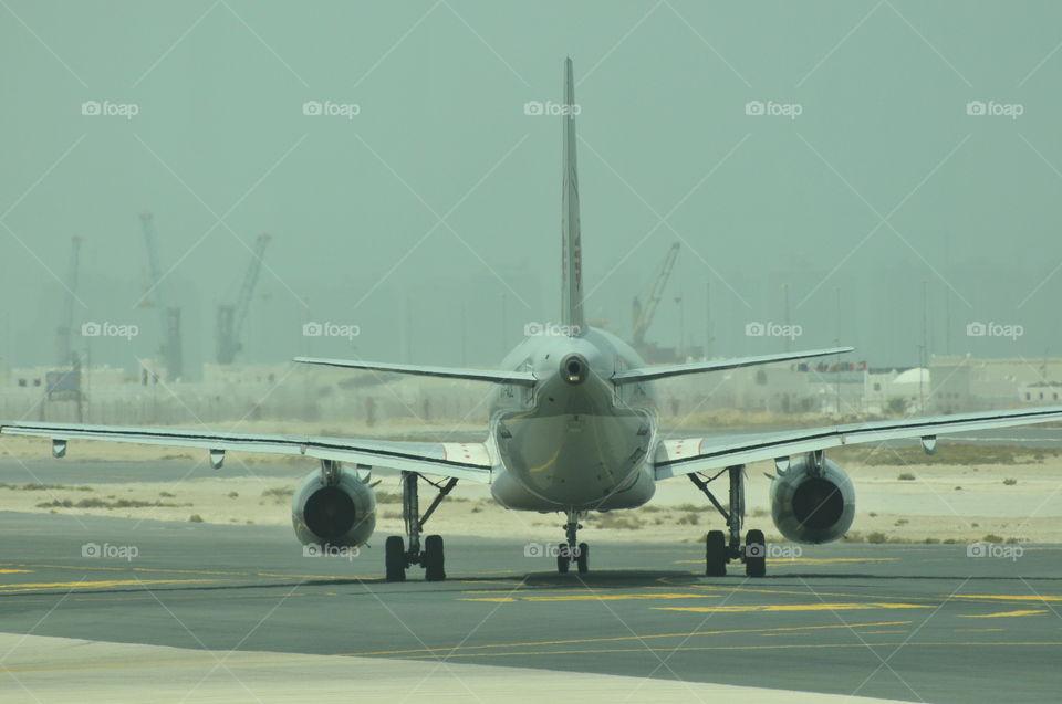 Trip to Qatar