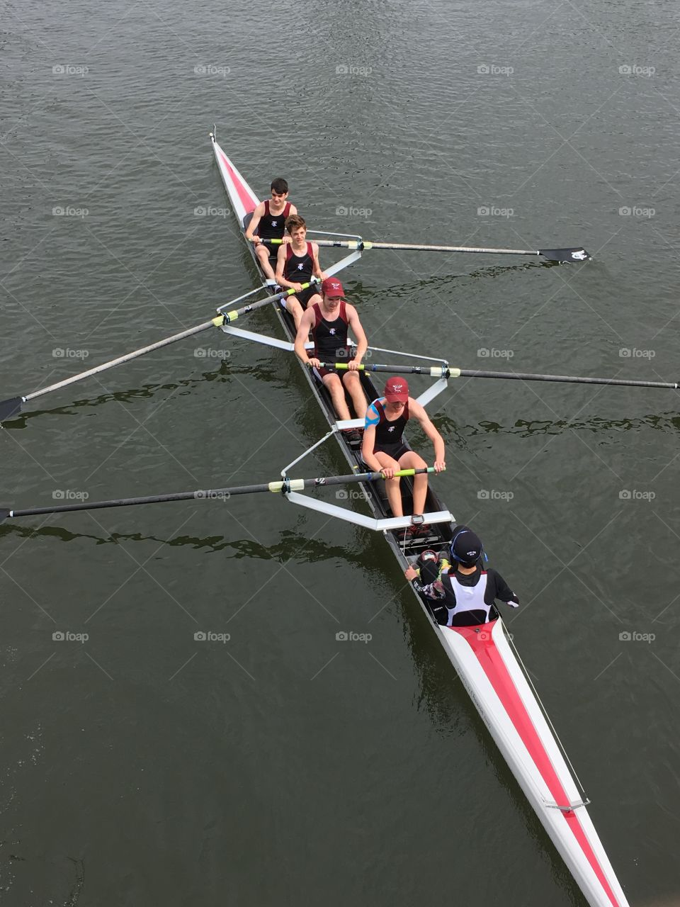 Rowing pictures really good Buy them