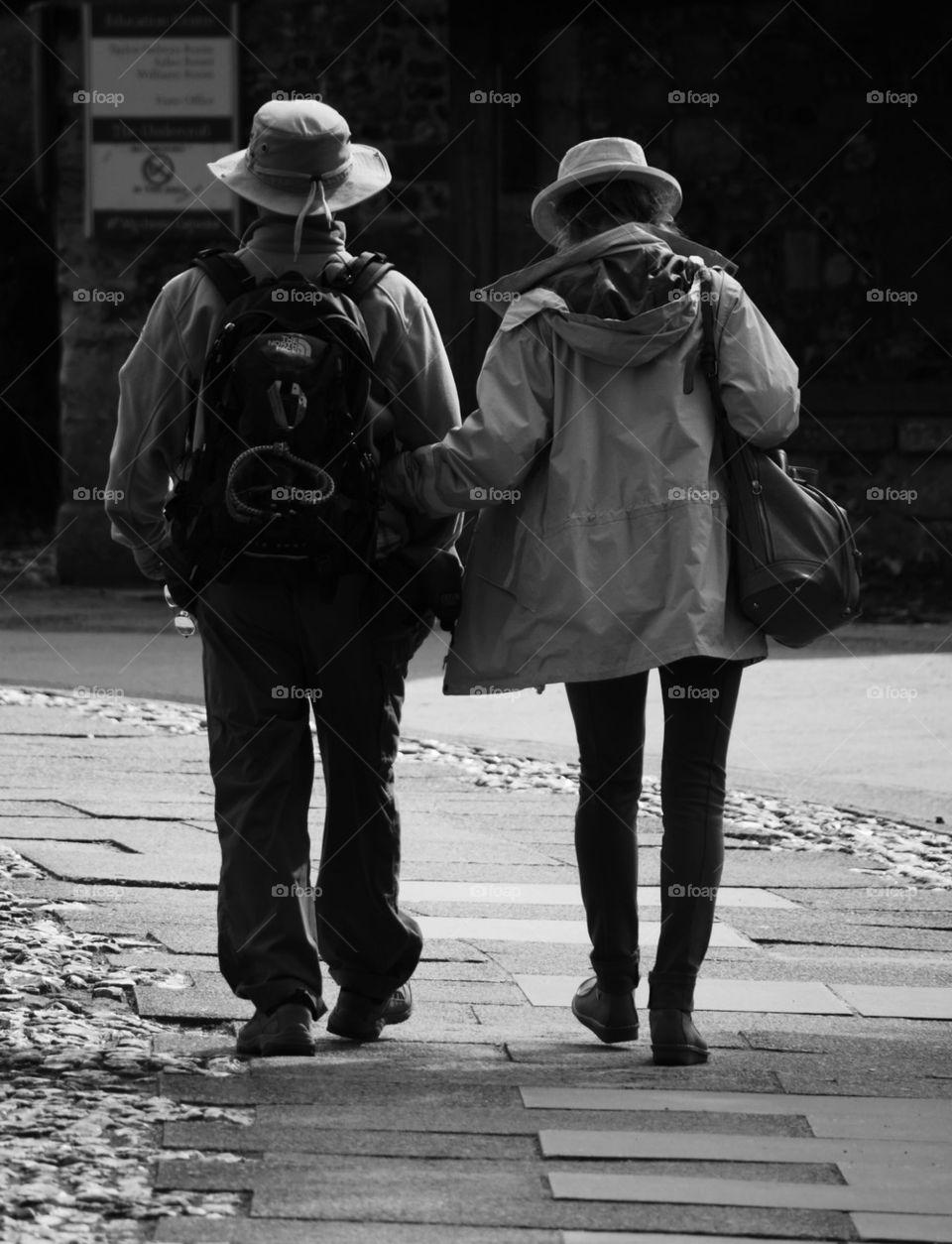 Afternoon stroll