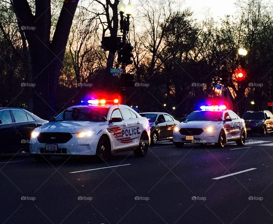 DC cops