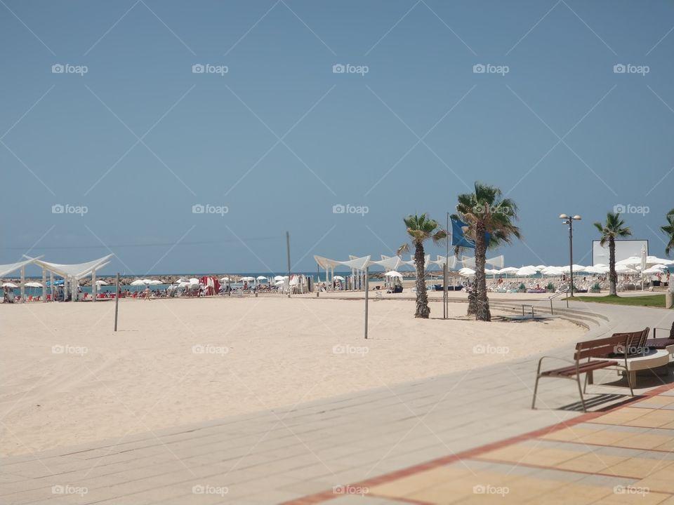 Sea.Israel.Herzliya.Beach.