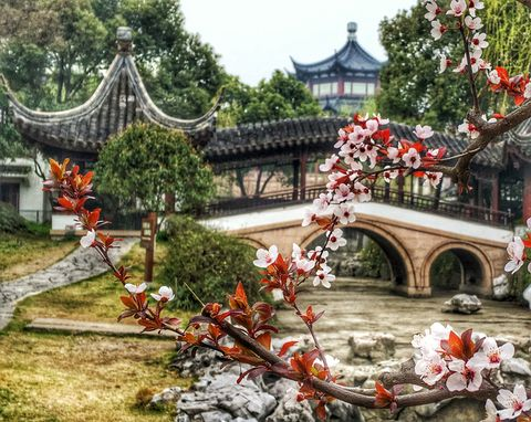 Garden city - Suzhou, China