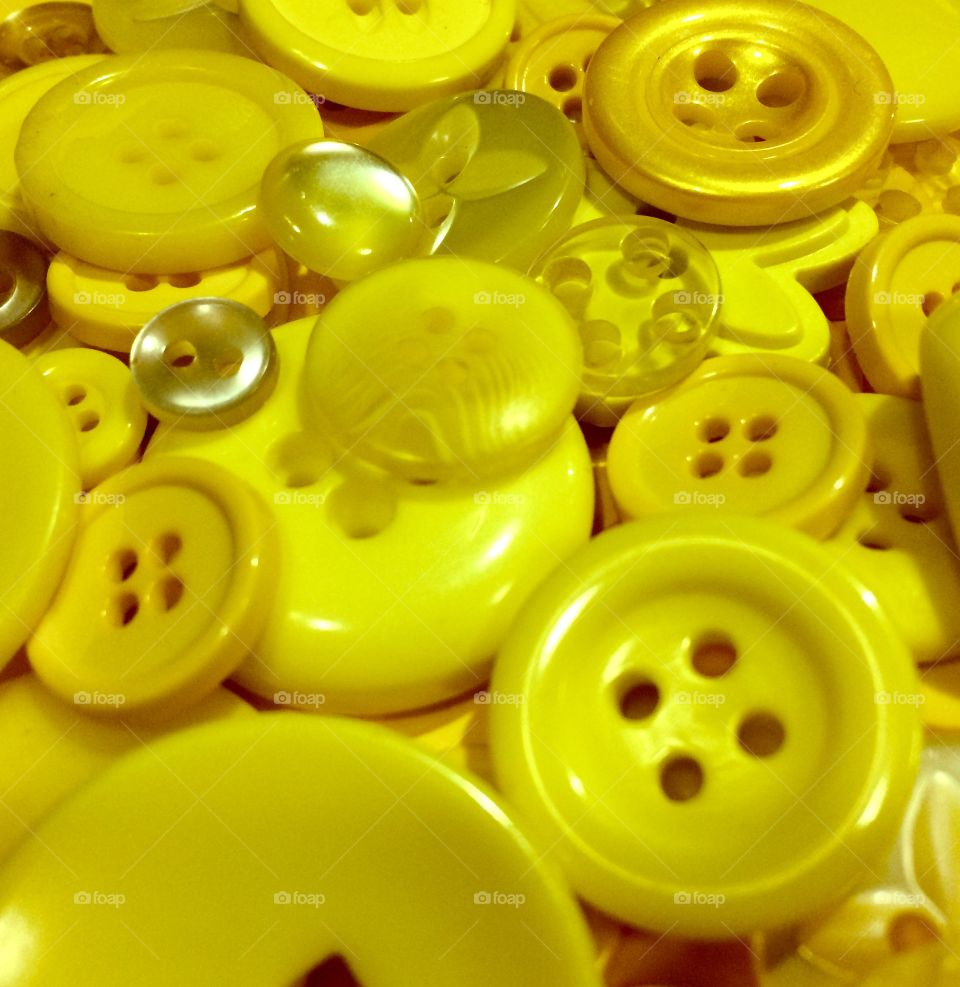 Yellow Buttons 2