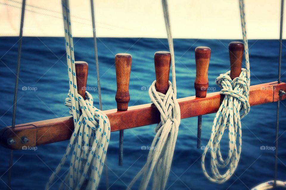 Sailing the seven seas