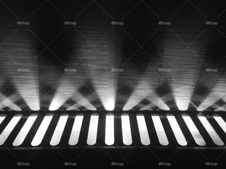 monochrome