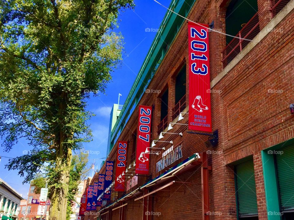 Red Sox Triumphs