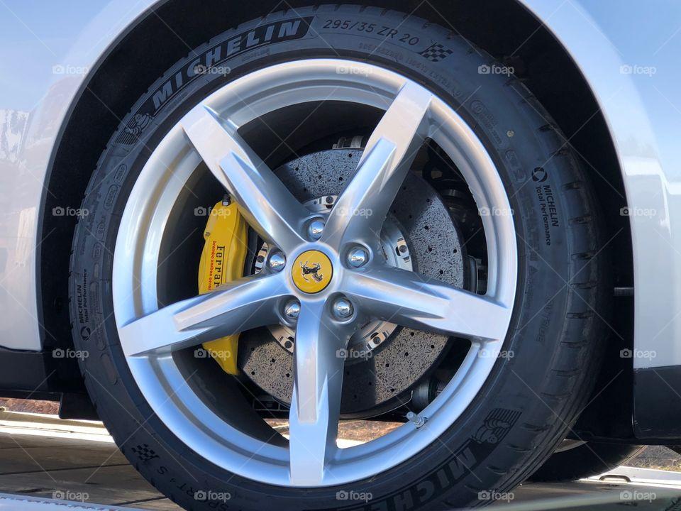 Ferrari Michelin