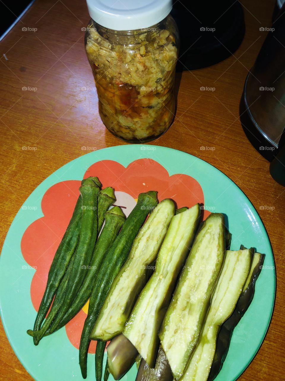 Steamed veggies anyone?🍽