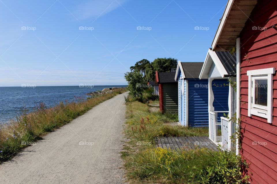 Coast, Ystad
