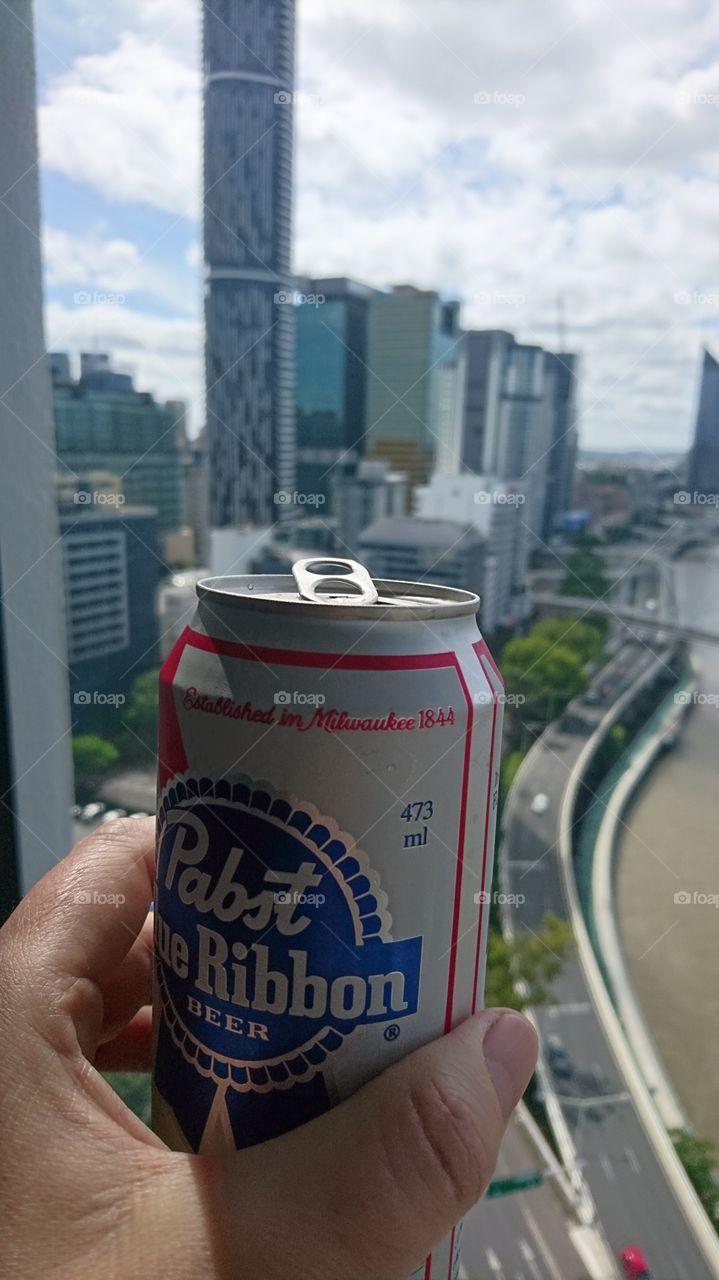 Pabst Blue Brisbane