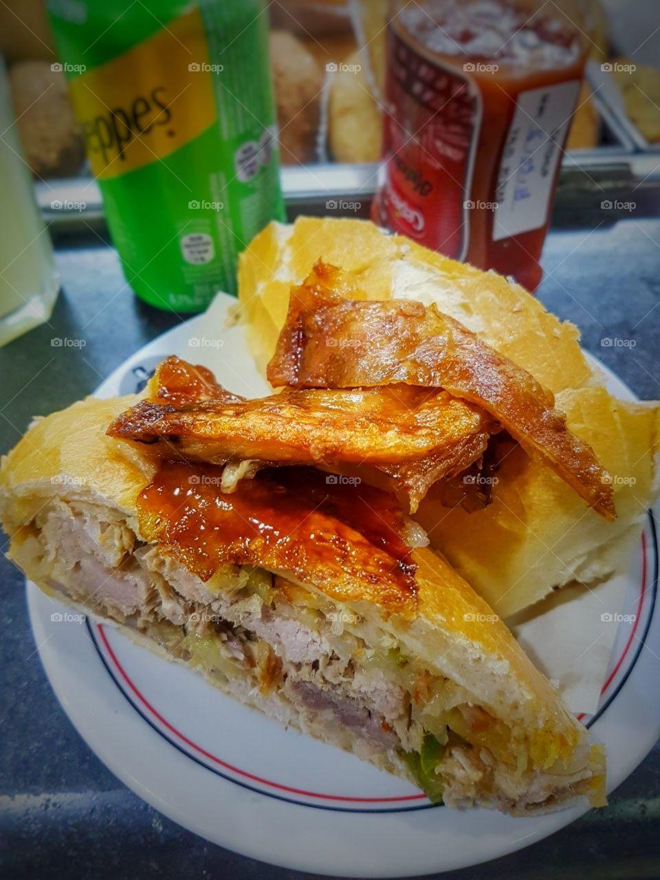 Food sandwich world cup