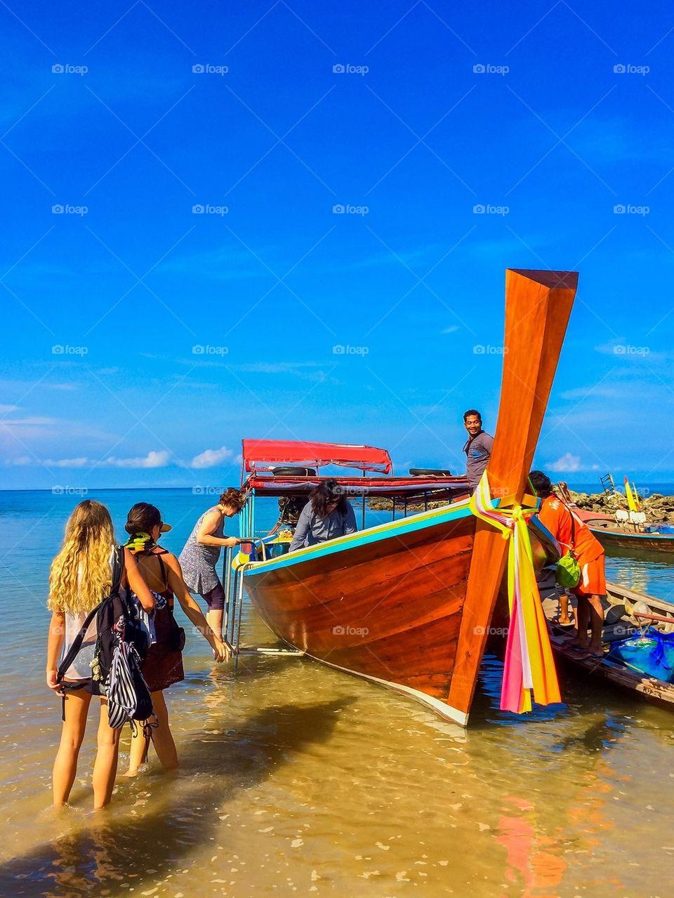 Trip in Thailand
