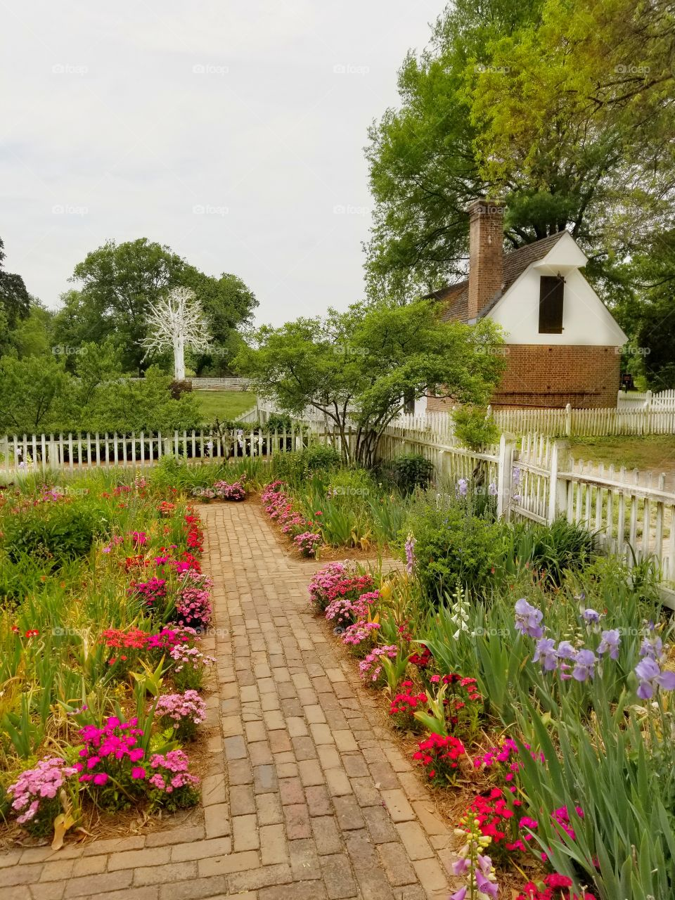 Colonial Path