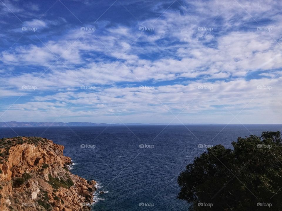 Sounion Cape (Greece)