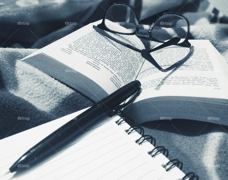 Time spent in studying is a moment stolen from heaven...