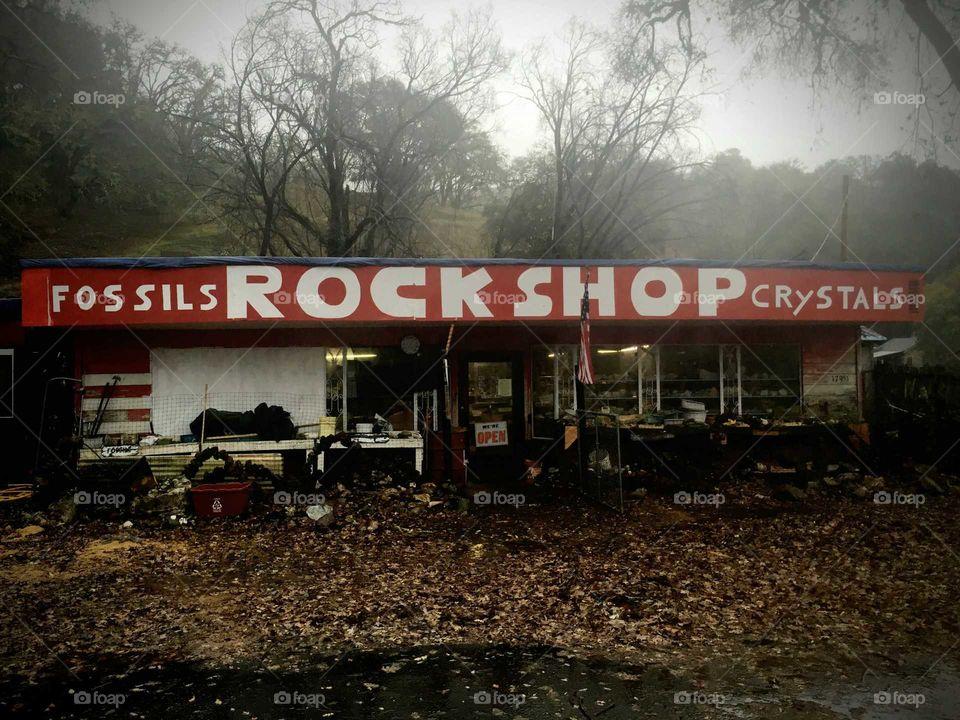 Rock Shoo