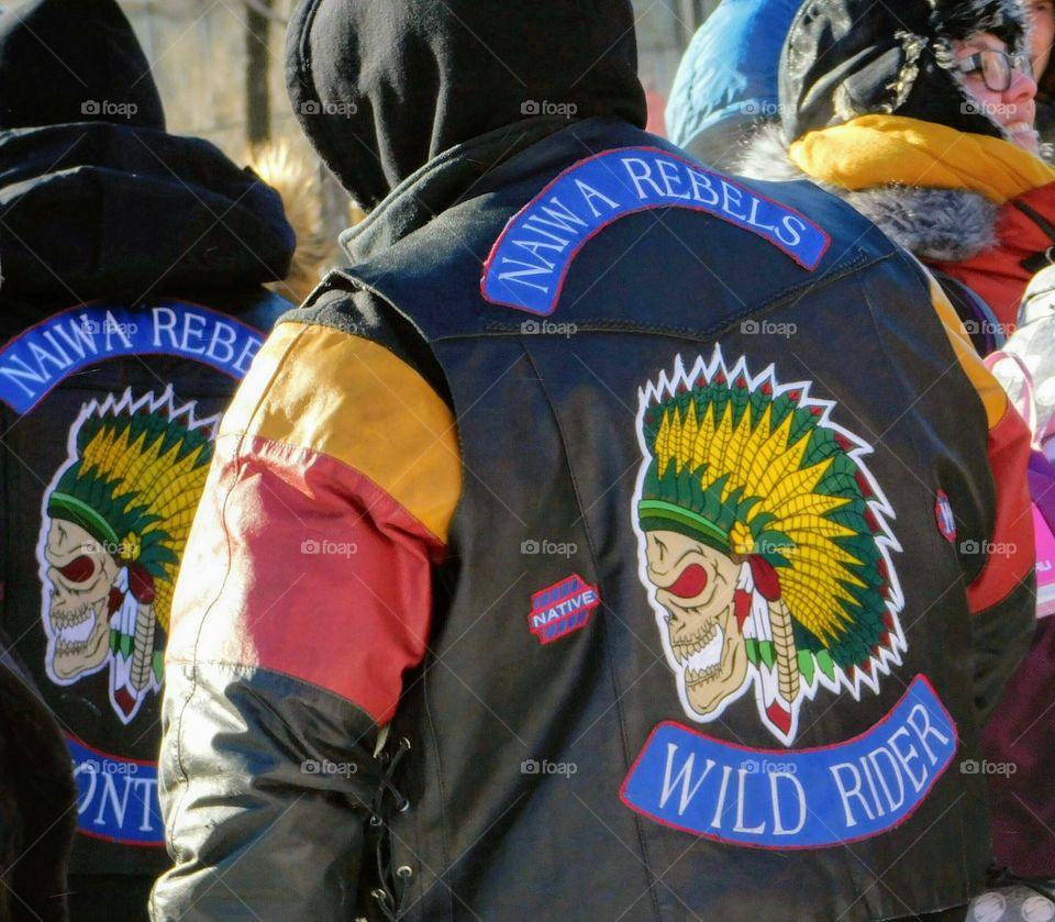 Naiwa Rebels Wild Rider