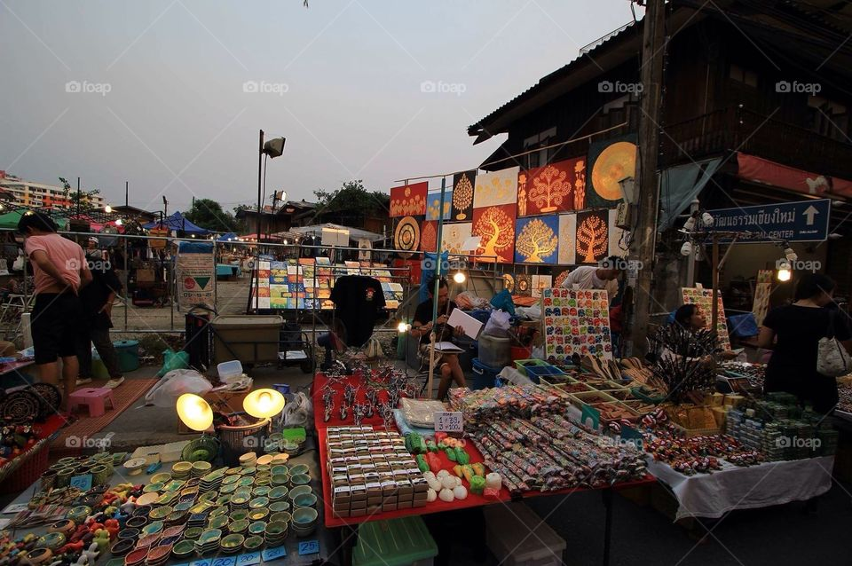 Nightlife in Chiang Mai
