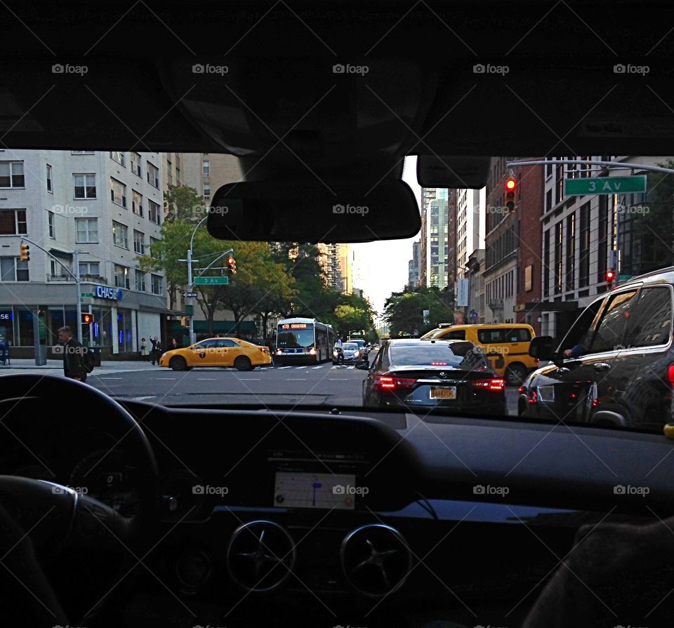 Commuting in NYC - commuting viewpoints mission