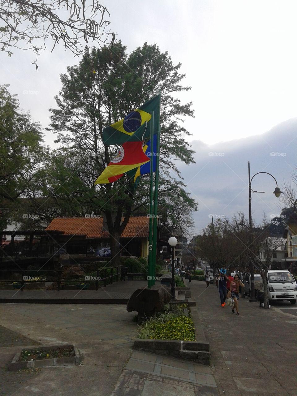 cidade de Gramado Rs Brasil