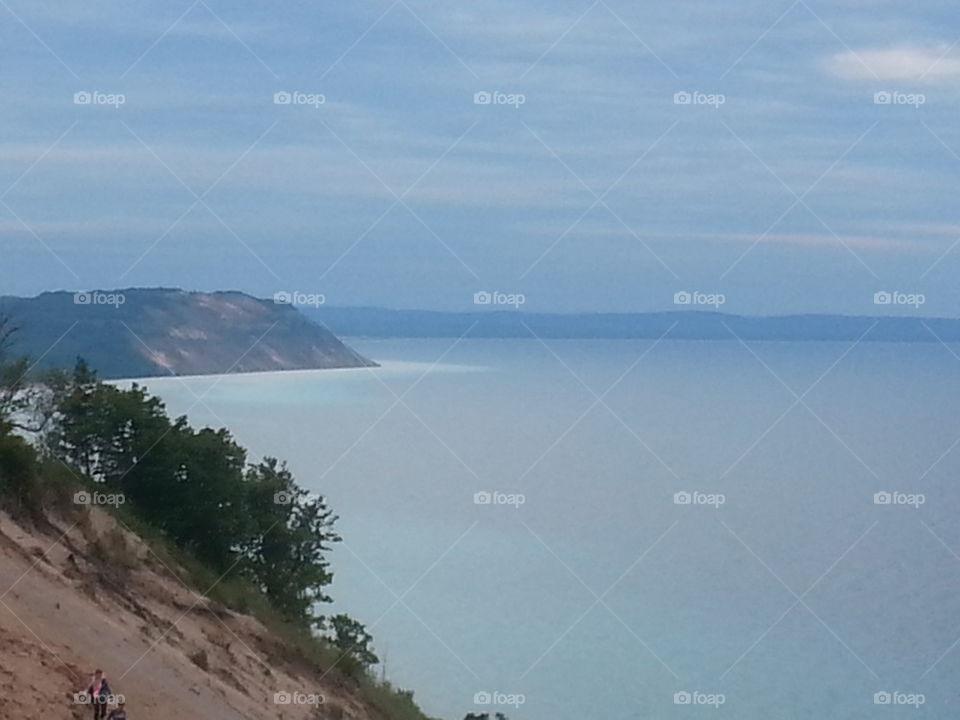 lake mi  | sleeping beer dunes, jesseyd, clear blue water, scenic drive