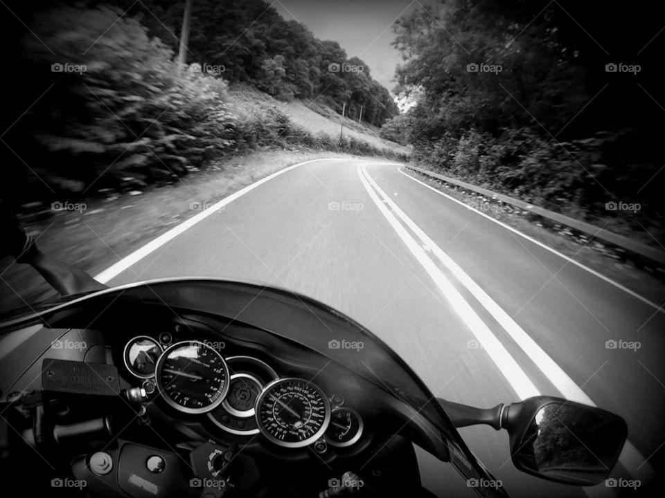 motorcycle roads in wales