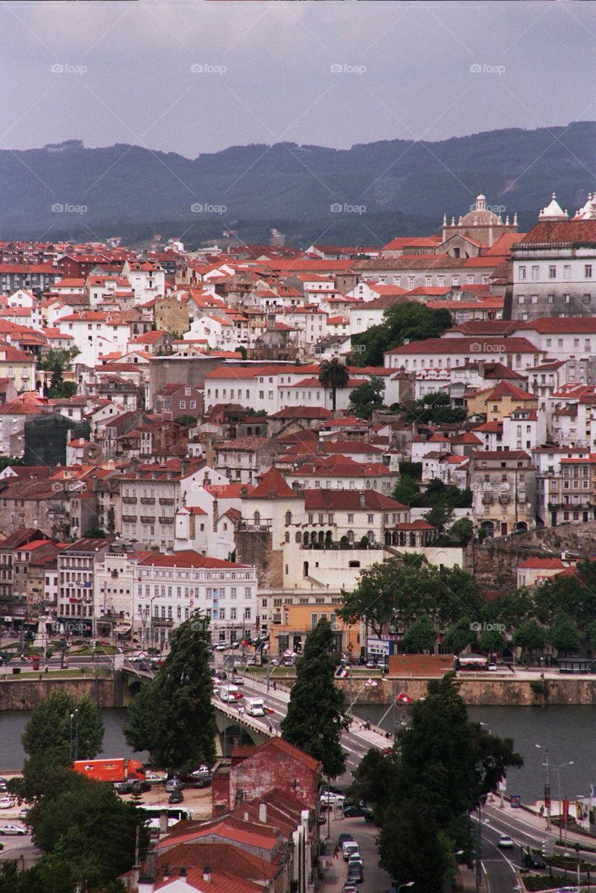 The University City of Coimbra