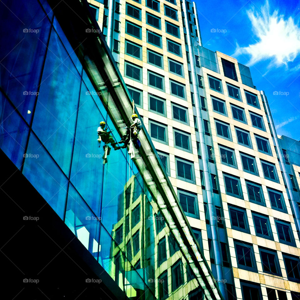 Architecture, City, Building, Business, Office