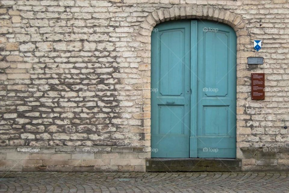 behind every door there is a story