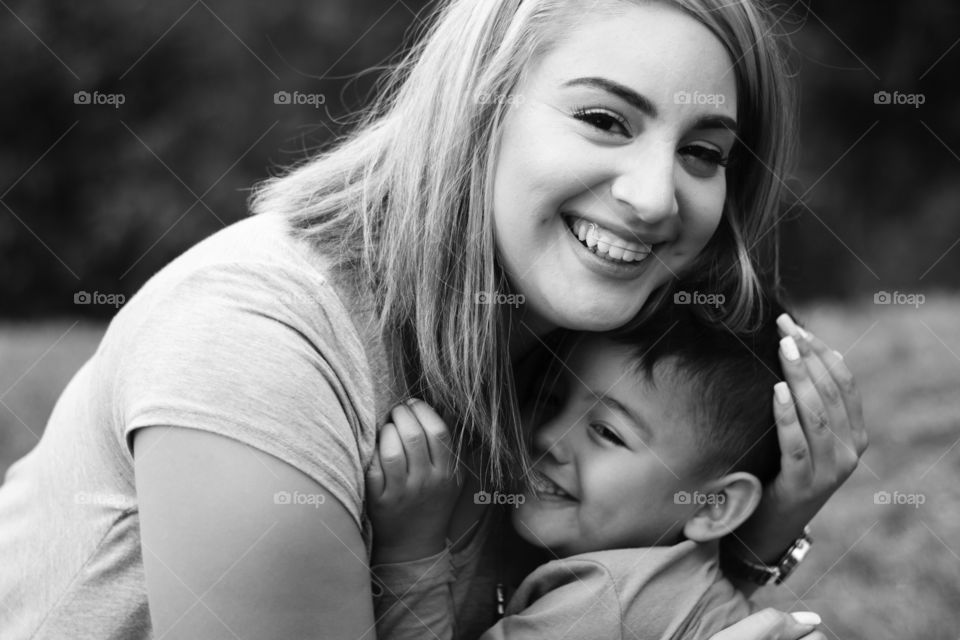Amanda and Jonah . Pure love... Capturing the moments of mother and son