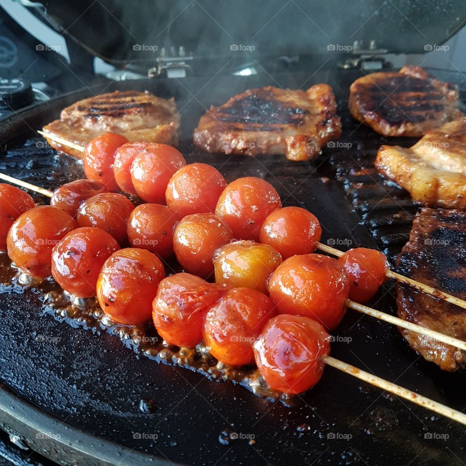 juicy tomato barbeque