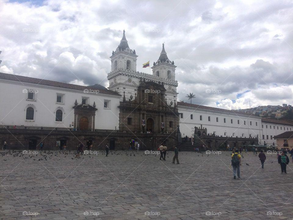 Church Quito