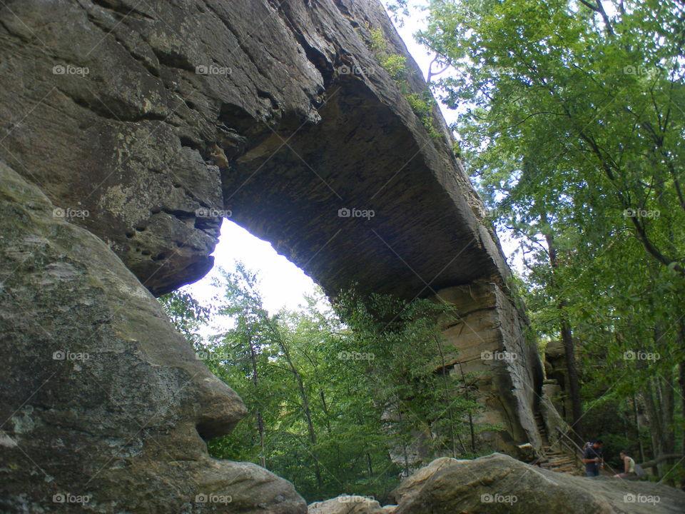 Natural Bridge Kentucky