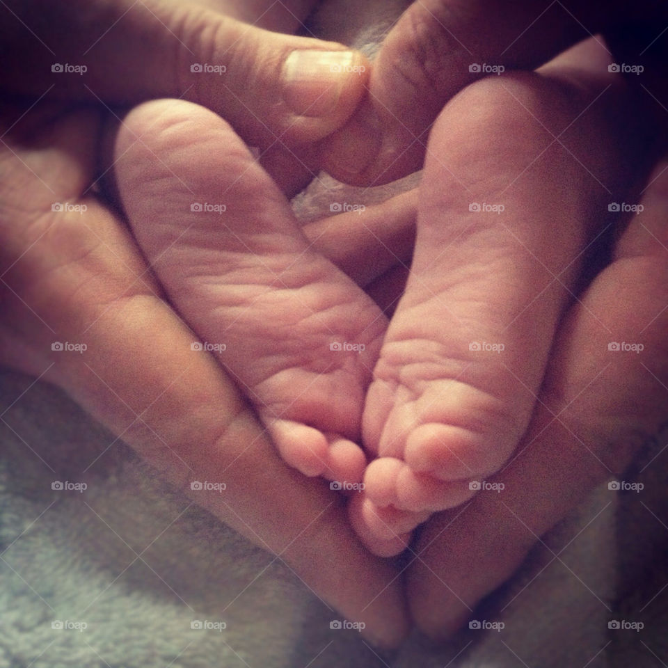 leicestershire england hands baby feet by kris.folwell