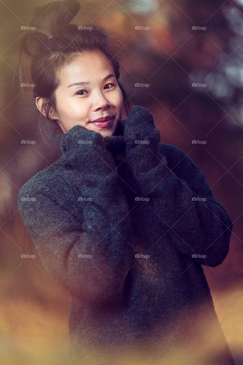Portrait - Autumn