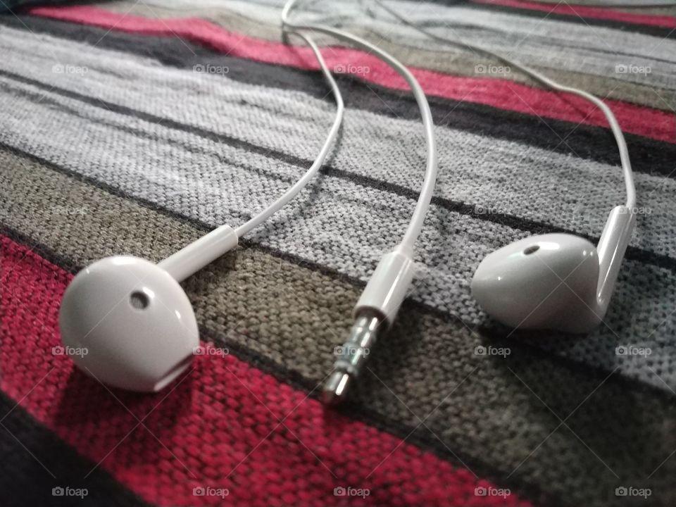 earphone.. that make you relax