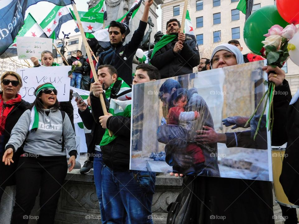 Don't abandon Syria