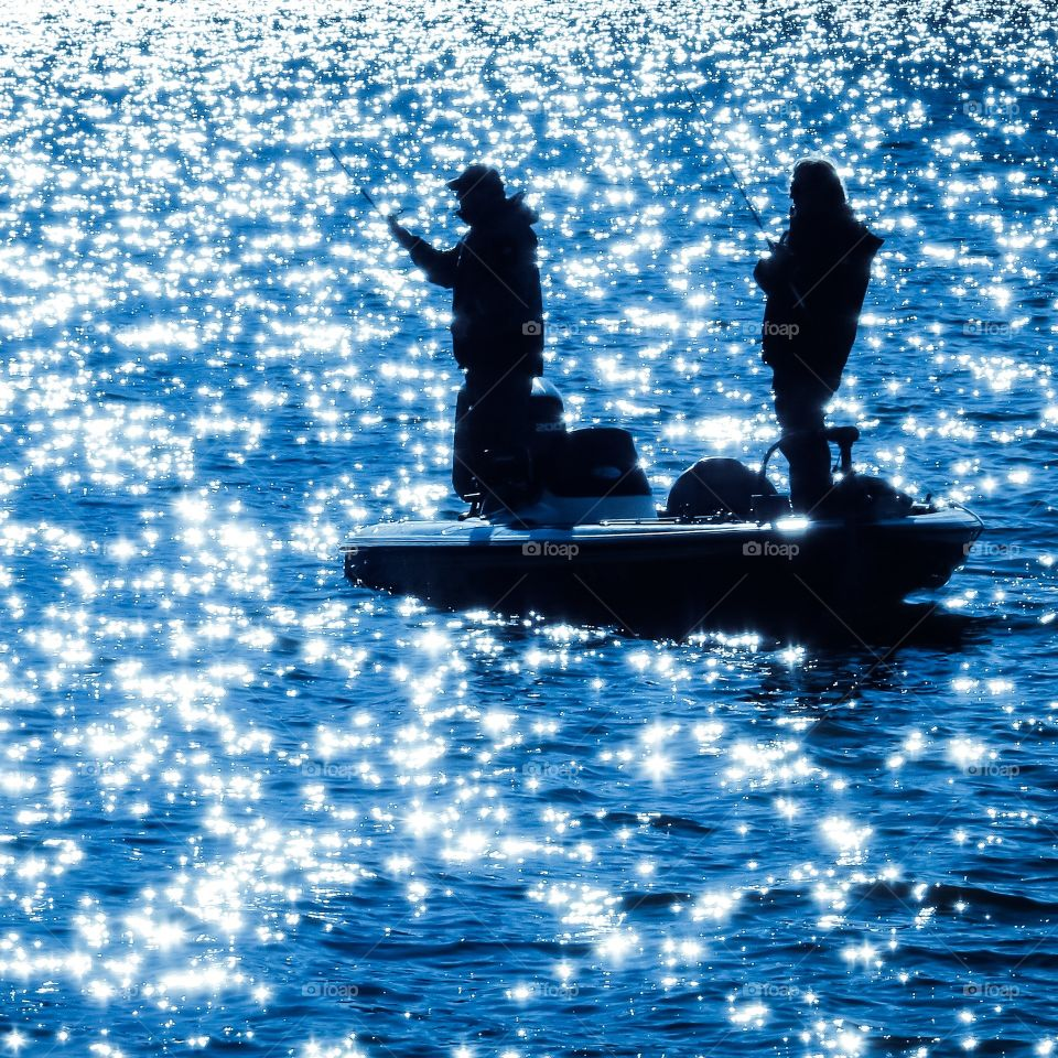 Stars on the Water