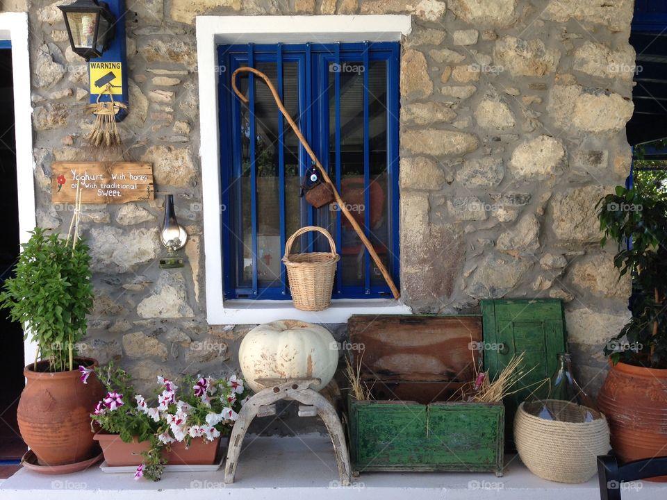 Still life, Greek