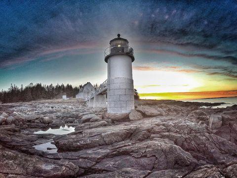 marshall lighthouse