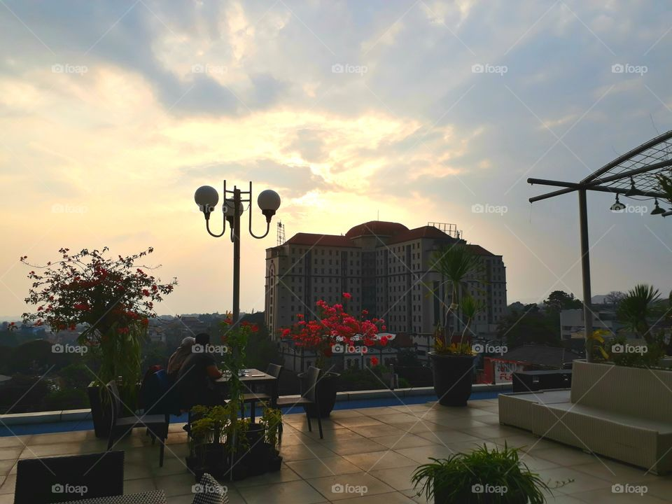 scenery around the hotel #1