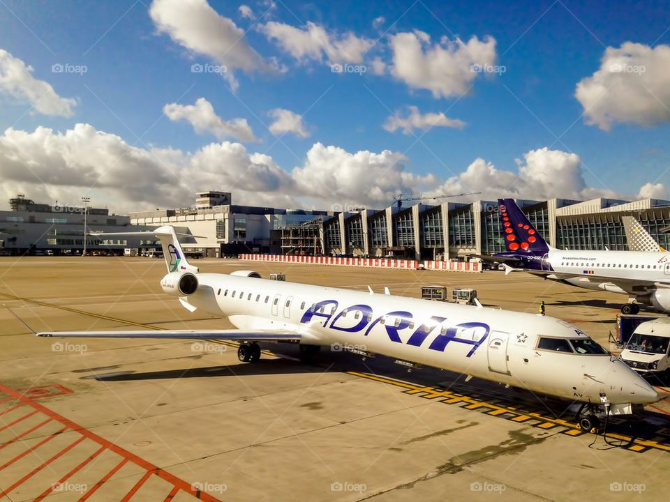 Adria Airplane