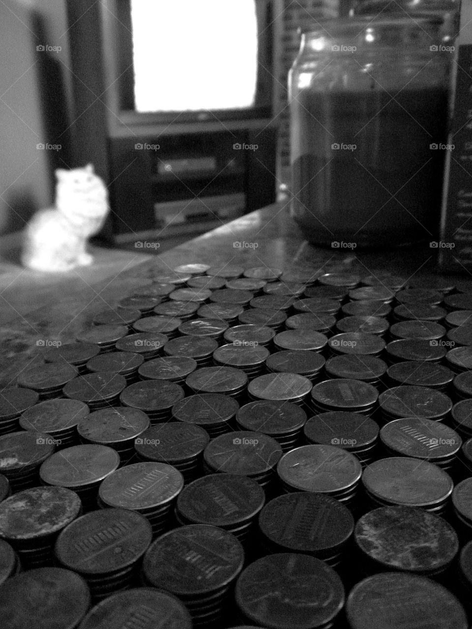 saving cents