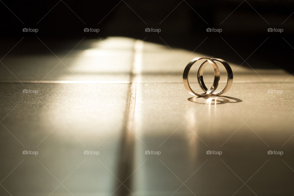 micro of the rings