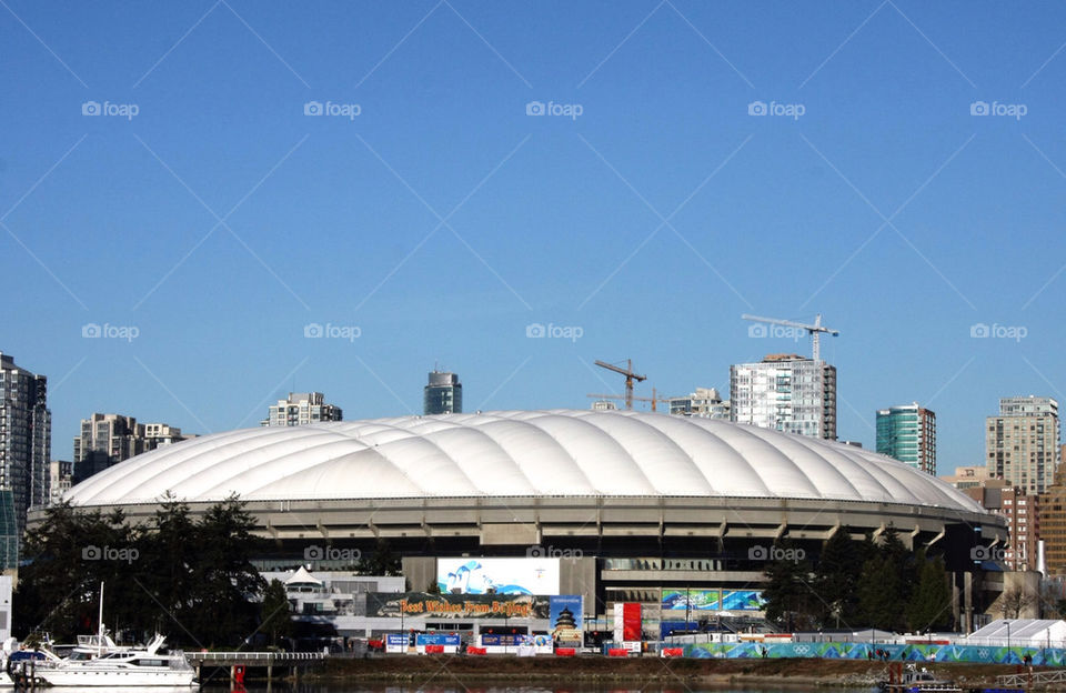 place canada arena stadium by cindyhodesigns