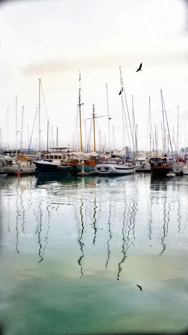 San Diego North Harbor