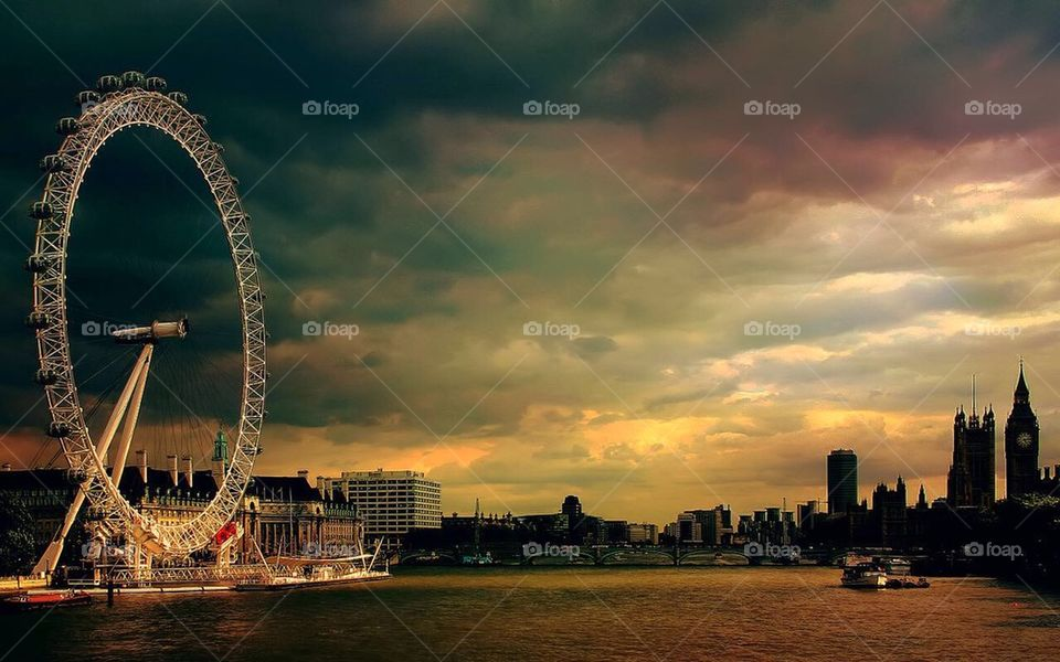 London Eye HD