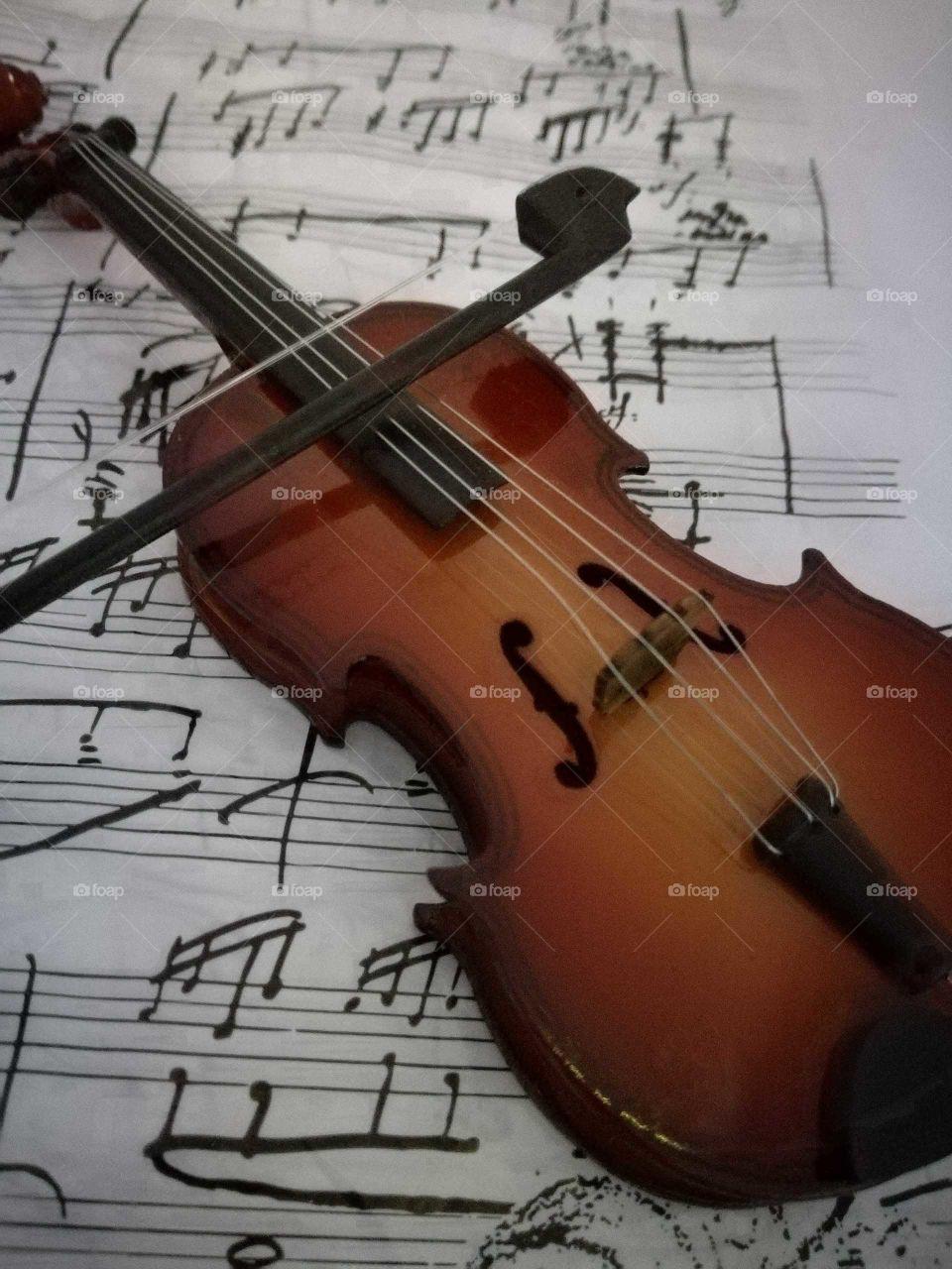 #Violine#Musikinstrumente#