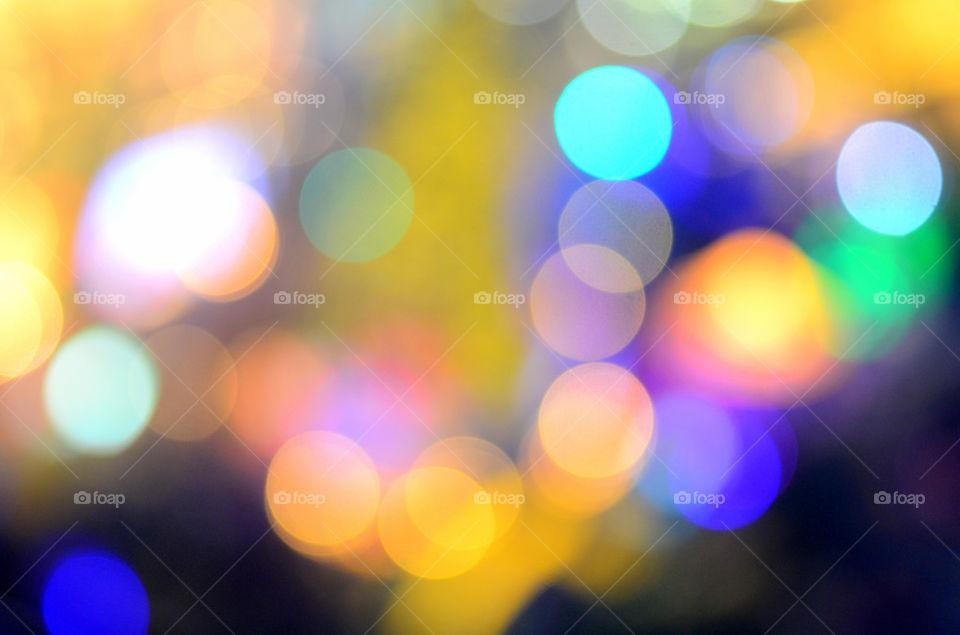 effect light full colore