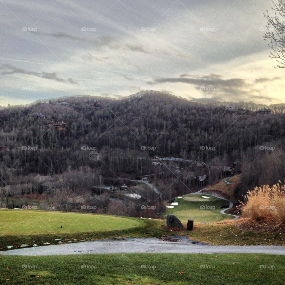 Golf Mountains View